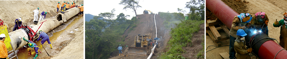 Operation and Maintenance of Oil and Gas Pipeline